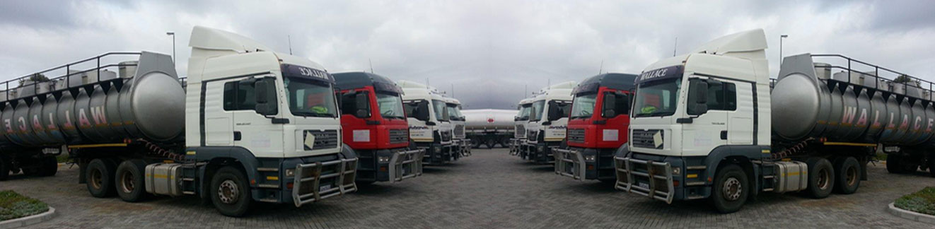Bulk and general Transport, South Africa